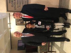 FSU President Thrasher and Lt. Gov. Kottkamp