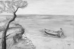 Il Pescatore solitario