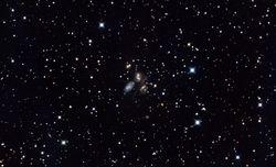 Stephans Quintet (ngc 7320)