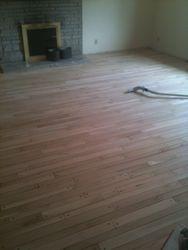 Re finishing hard wood