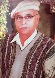 Shaheed Murtaza baig wld Mustafa Baig
