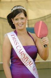 Diss Carnival Queen