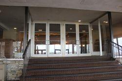Doors to Main Lobby