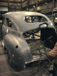 Restoration of Classic Plymouth