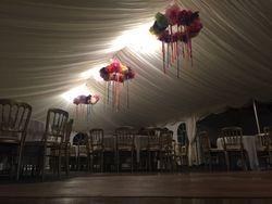 Mardi Gras theme wedding