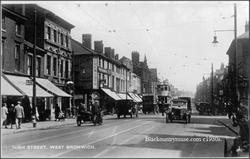 West Bromwich High St. c1930s.