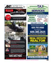 AC EXPRESS LIMOUSINES / SPANISH TAX ACCOUNTING SERVICES