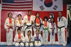 04/03/2011 Championship 9 students 34 metals