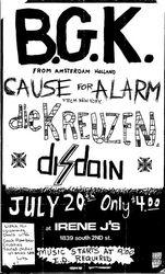 1983-07-20 Irene J's, Milwaukee, WI
