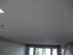 Interior Painting Flat and Textured Ceiling (Penticton)