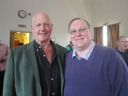 Steve Taylor and Marty Jones