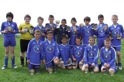 Ilchester Lions U11 2007-08