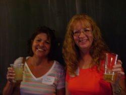 Becky Smith Rastofer and Vicki Schultz