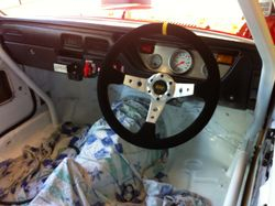 Dash ,wiring ,guages ,electrics fitment