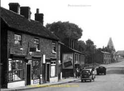 Wordsley, Stourbridge. 1930s