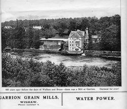 Garrion Mill c1930