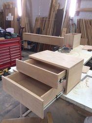 sideboard open