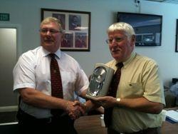 Welsh League Award