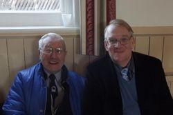 Peter Baines, Gordon Pryor