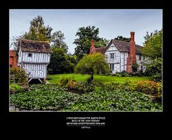 Lower Brockhampton Manor House, Bromyard-Herefordshire-England