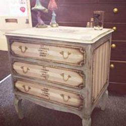 Alice themed drawers