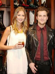 Martha & Jared | The Lucchese Boot Company celebrated the grand opening, Nashville (19 Sep 12)