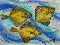 Spring Flounder