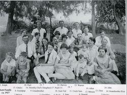 James Guy and Sarah Margaret (Rice) Isett Family