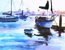 Fishing Boat, Balboa Island