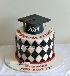 Graduation cake 3