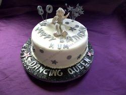 Dancing Queen Cake