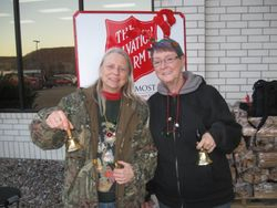 12/22/18 Terri Luten and Bo O'reilly