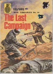 Leisure World Libraries War Comic # 10
