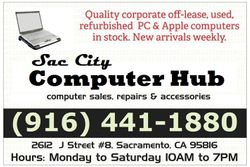 Welcome to Sac City Computer Hub