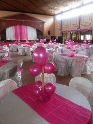 baloon wedding deco
