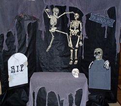 Halloween Set - Cemetery