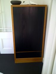 41. Entertainment unit Storage Cabinet.