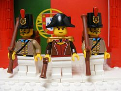 Portuguese Mercenaries