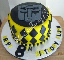 CAKE 38A2- Transformer Cake