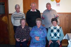 Mum with her Brothers & Sisters at her 70th Birthday Party
