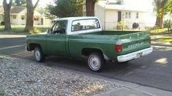 27. 74 Chevy truck