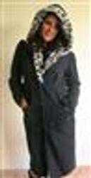 Wool and Fur Jacket