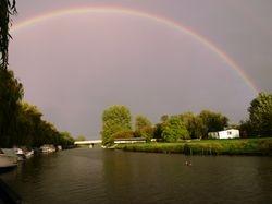 Ely rainbow