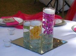 Simple Tropical Table Arrangements