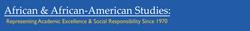 African & African-American Studies