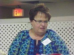 Secretary, Lana Neubert