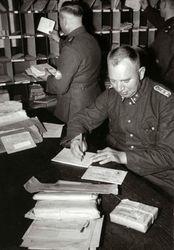 German Post Office Workers: