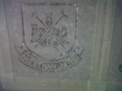 West Ham badge