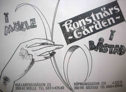 Hotell Molleberg (Konstnarsgarden) 1976