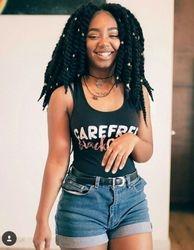 Sasha Pee, model - Freetown, Sierra Leone.